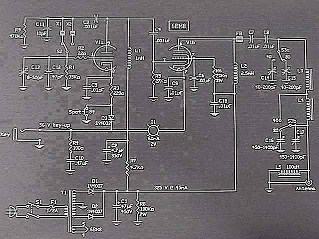 Af4k U0026 39 S Ecl80 Transmitter Pages